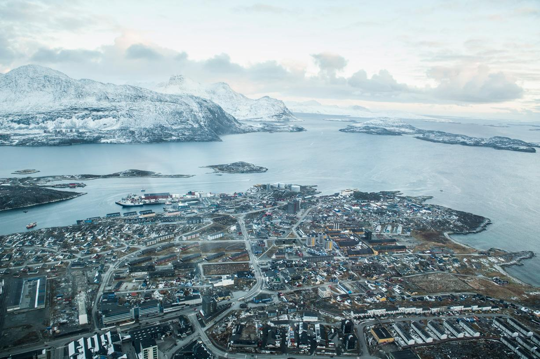 Nuuk/ Kalaallit Nunaat   Arctic winter games